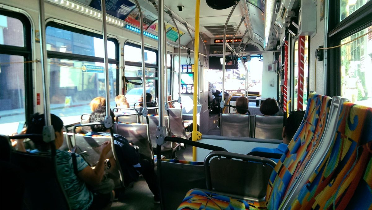 Los Angeles Bus