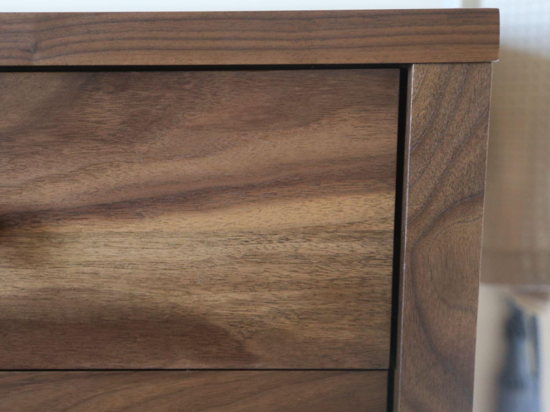 Repaired dresser